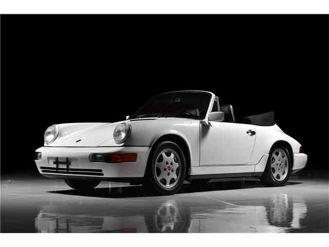 Picture of '90 911 Auction Vehicle Offered by Barrett-Jackson Auctions - MG8T