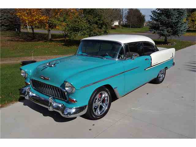 Picture of '55 Bel Air - MG8W