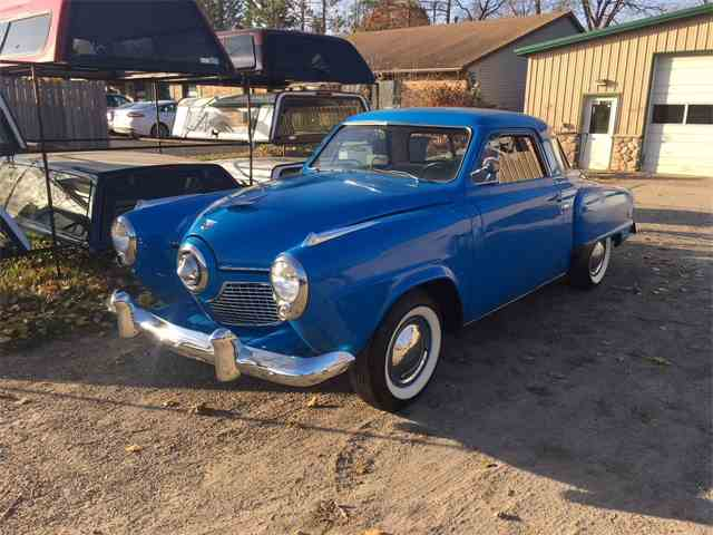 1951 Studebaker Starlight   1040749