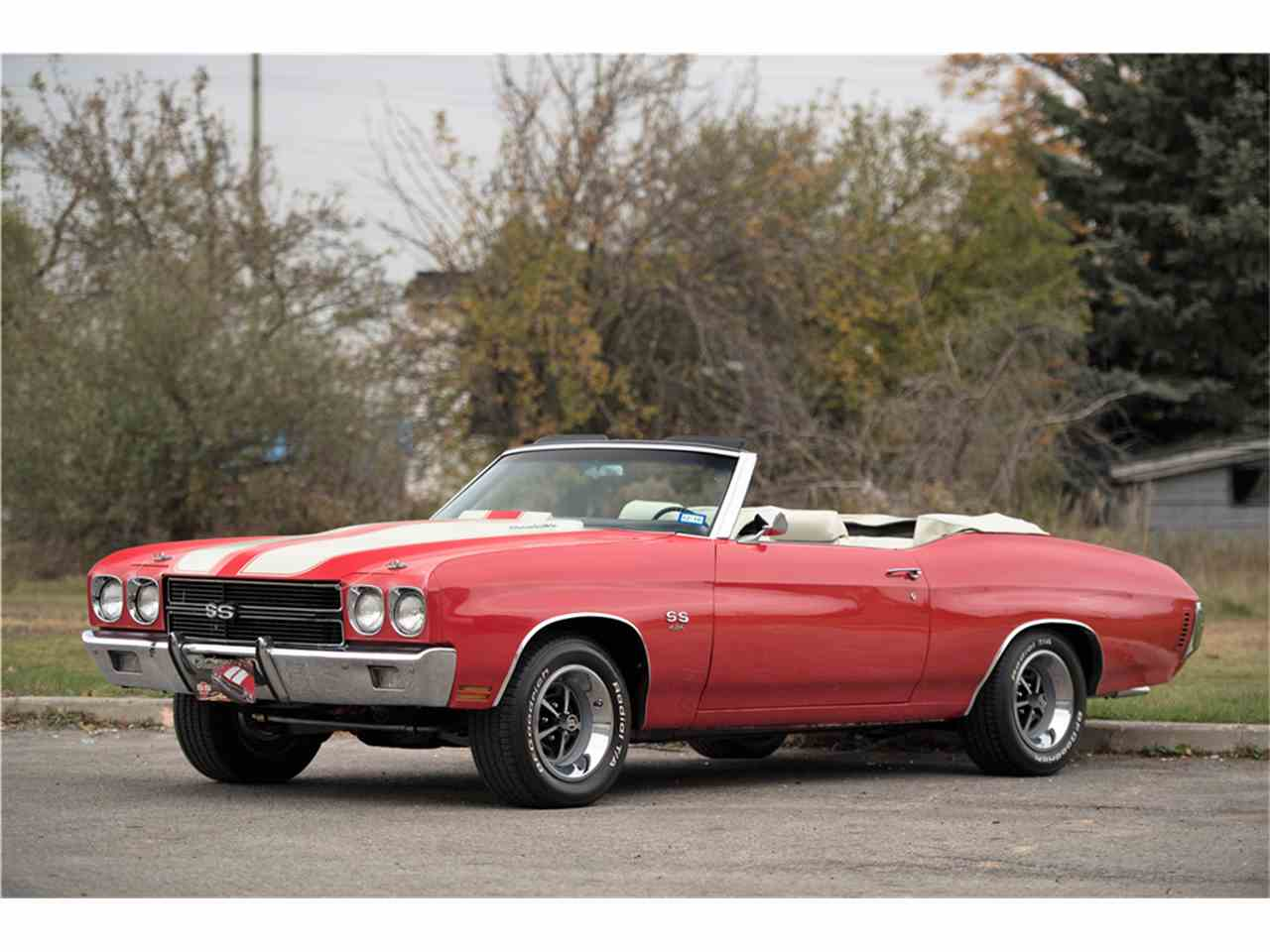 Large Picture of '70 Chevelle SS - MG90