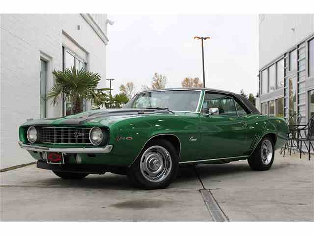 1969 Chevrolet Camaro Z28 | 1047493