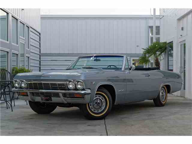 Picture of '65 Impala SS - MG95