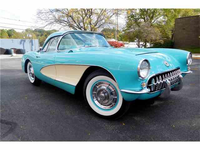 1957 Chevrolet Corvette | 1047516