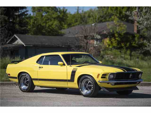 Picture of '70 Mustang - MG9Q