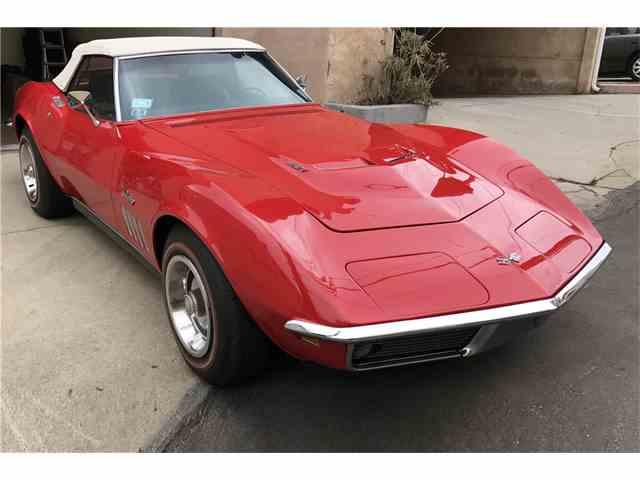 1969 Chevrolet Corvette | 1047521
