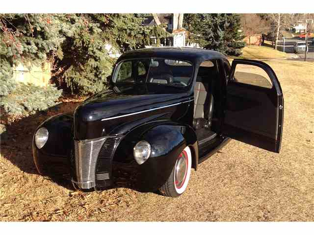 Picture of '40 Ford Deluxe located in ARIZONA Auction Vehicle Offered by Barrett-Jackson Auctions - MG9U