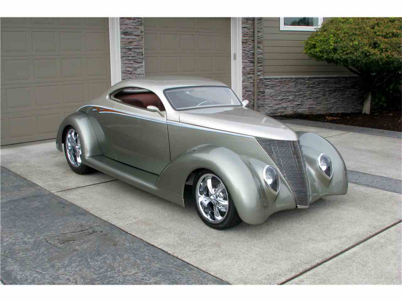 1937 Ford 5-Window Coupe - CC-1047527