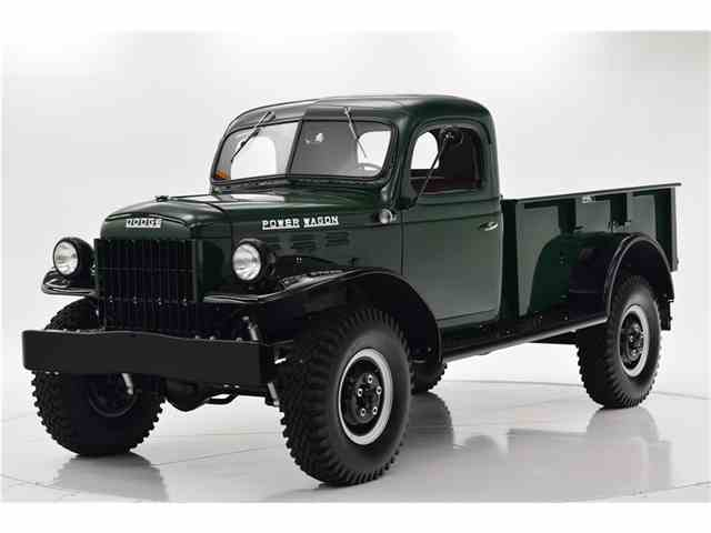 Picture of Classic 1948 Dodge Power Wagon Auction Vehicle - MGA1
