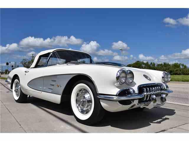 1960 Chevrolet Corvette | 1047532