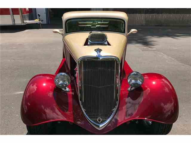 Picture of '33 3-Window Coupe - MGA7