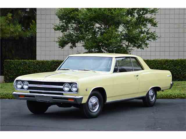 Picture of '65 Malibu SS - MGAE