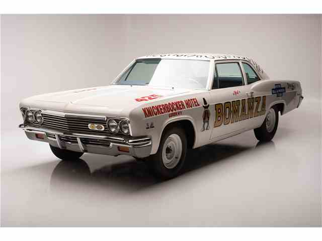 Picture of '66 Chevrolet Biscayne located in ARIZONA - MGAF