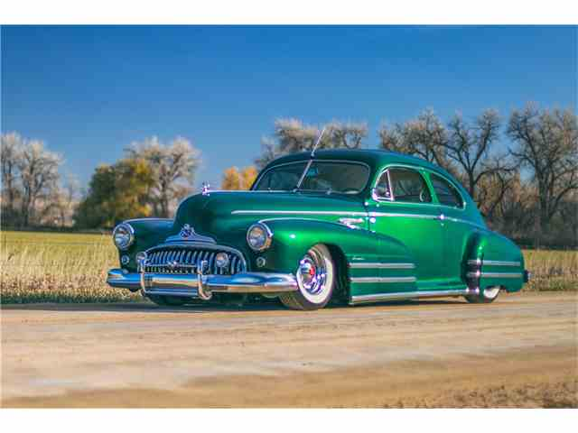 Picture of Classic '49 Buick Special located in Scottsdale ARIZONA Auction Vehicle - MGAL