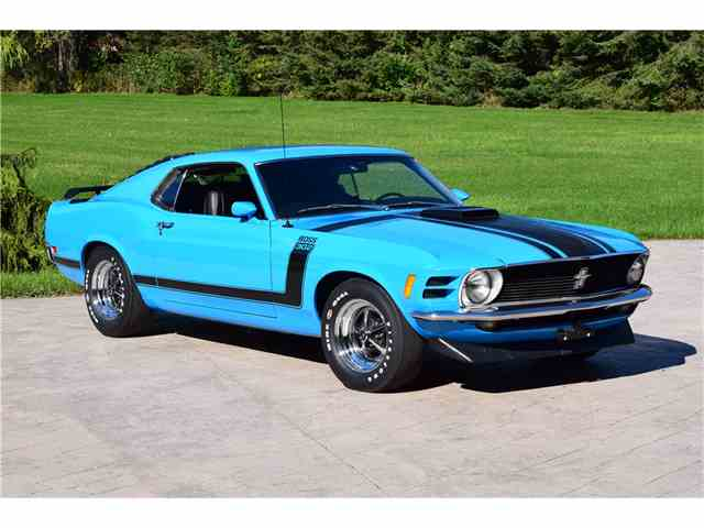 Picture of '70 Mustang - MGAM