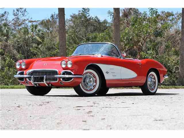 1961 Chevrolet Corvette | 1047552