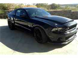 Picture of '12 GT500 Offered by Barrett-Jackson Auctions - MGAQ