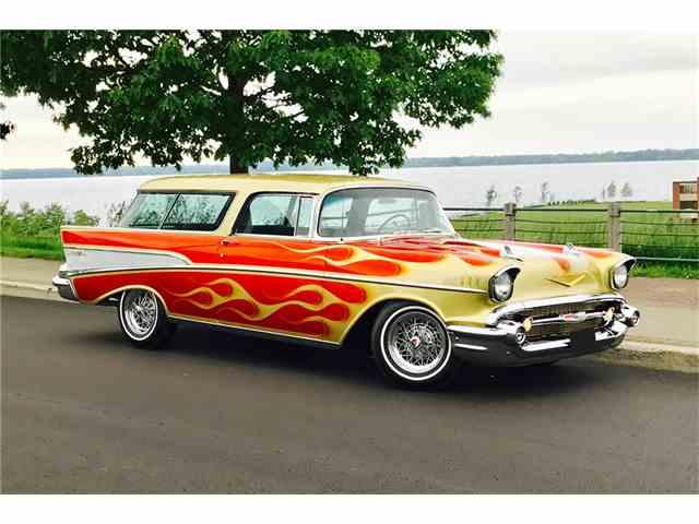 1957 Chevrolet Nomad | 1047556
