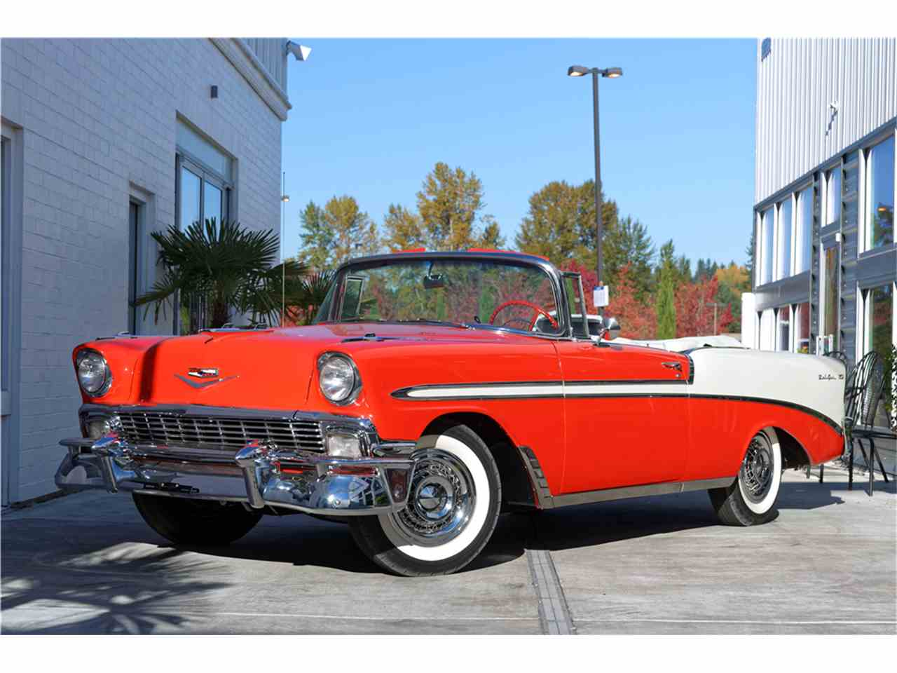 Large Picture of '56 Bel Air - MGAT
