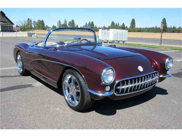 Picture of 1956 Chevrolet Corvette Auction Vehicle - MGB5