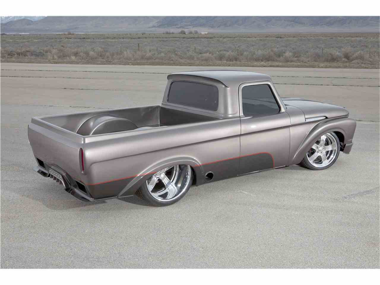 Large Picture of '62 F100 - MGBC