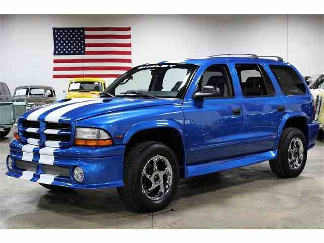 1999 Dodge Durango Shelby SP-360 | 1040758