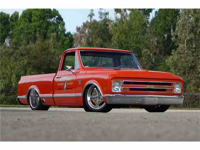 Picture of 1967 C/K 10 Offered by Barrett-Jackson Auctions - MGBH
