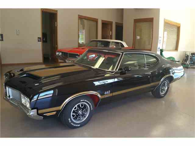 Picture of Classic 1970 Oldsmobile 442 located in Scottsdale ARIZONA Auction Vehicle - MGBL