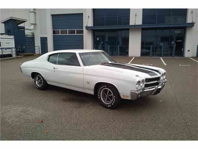 Picture of '70 Chevelle - MGBM