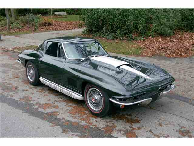 Picture of '67 Corvette - MGBP