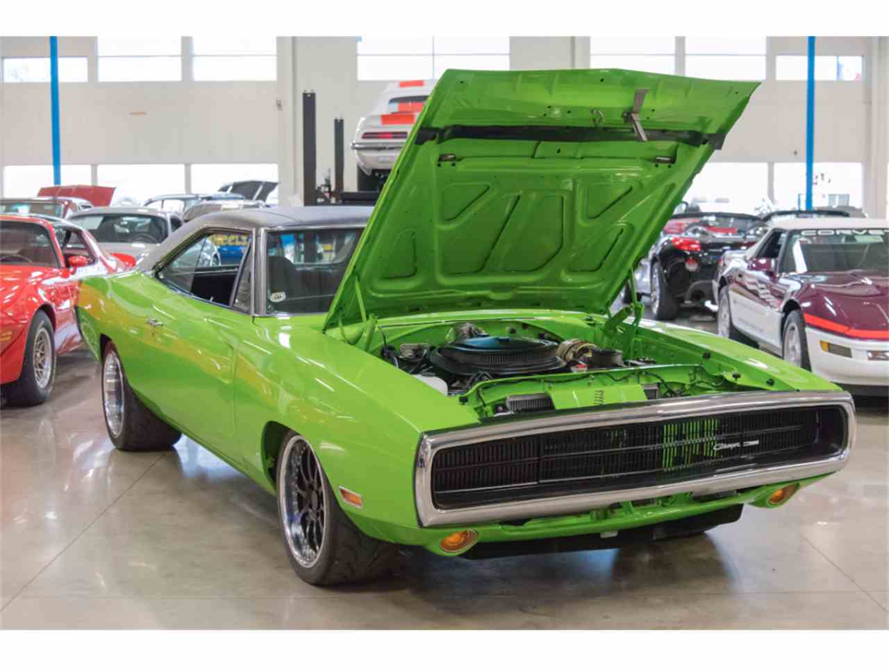 Large Picture of '70 Charger - MB1Z