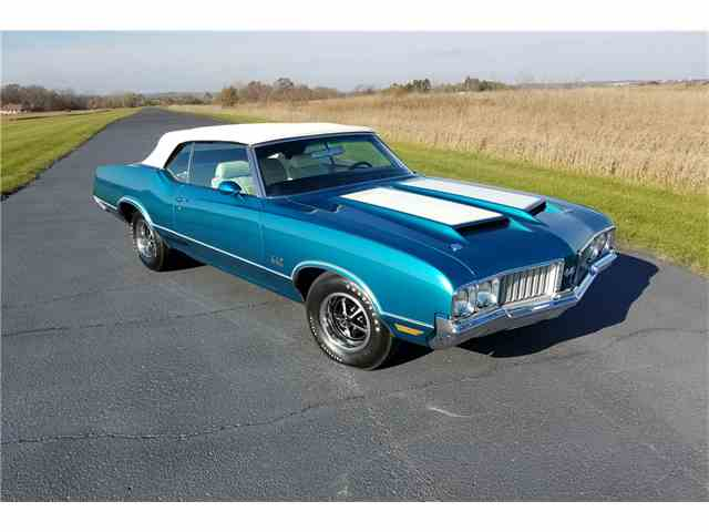 Picture of 1970 Oldsmobile 442 located in Scottsdale ARIZONA Auction Vehicle - MGBR
