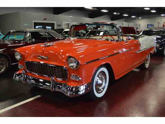 Picture of '55 Bel Air - MGBU