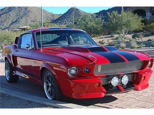 1968 Ford Mustang   1047598