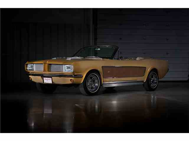 Picture of '66 Mustang - MGBZ