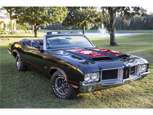 Picture of 1971 Oldsmobile 442 - MGCH