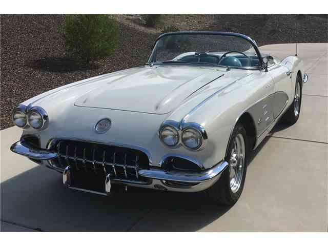 Picture of '60 Corvette - MGCJ