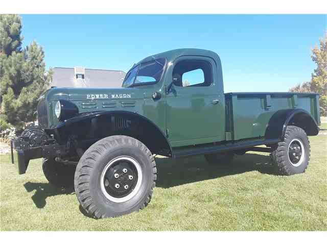 1946 Dodge Power Wagon | 1047626