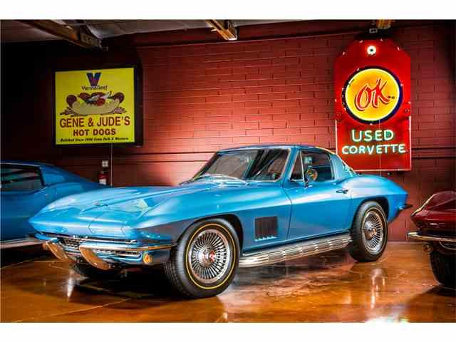 Picture of '67 Corvette - MGCT