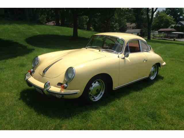 1965 Porsche 356SC | 1047634