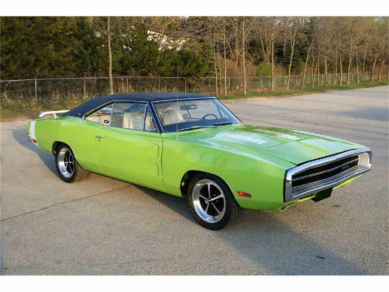 1970 dodge charger 500 for sale cc 1047648. Black Bedroom Furniture Sets. Home Design Ideas