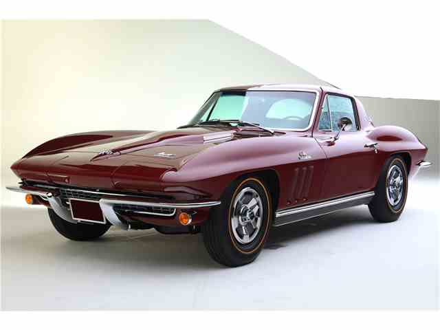 Picture of Classic '66 Corvette located in Scottsdale ARIZONA Auction Vehicle Offered by Barrett-Jackson Auctions - MGDF