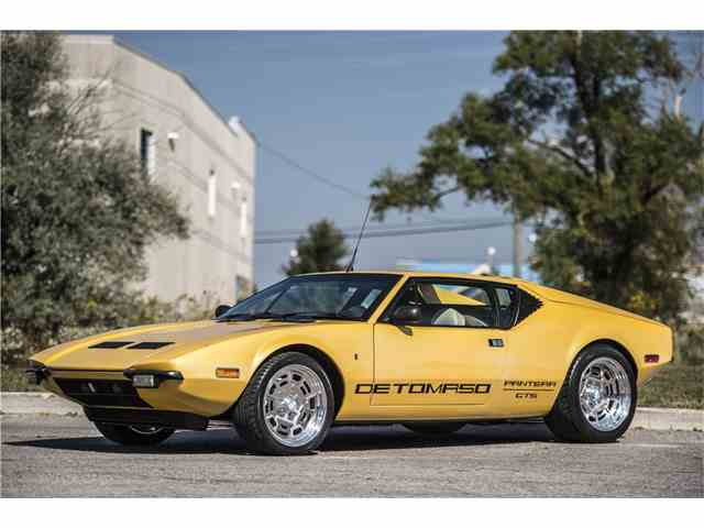Picture of '73 Pantera - MGDQ