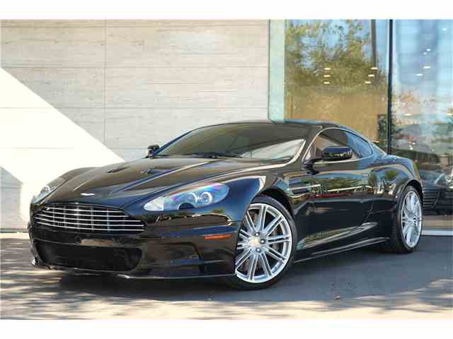 Picture of '09 DBS located in Scottsdale ARIZONA Auction Vehicle Offered by Barrett-Jackson Auctions - MGDU
