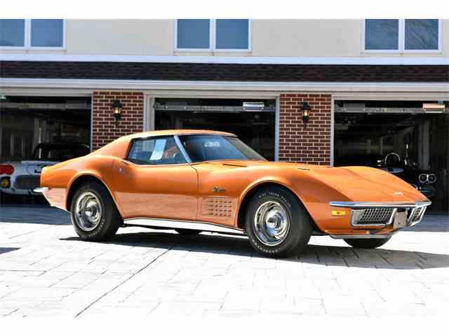1971 Chevrolet Corvette | 1047668