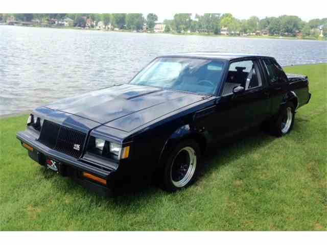 1987 Buick GNX | 1047670