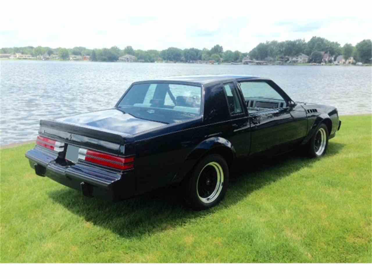 Large Picture of '87 GNX - MGDY