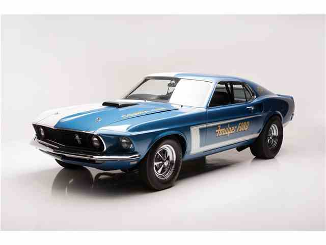 """Picture of '69 MUSTANG 428 CJ """"R"""" - MGE0"""