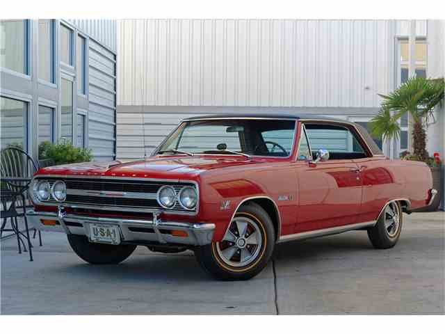 Picture of '65 Chevelle Malibu - MGE7