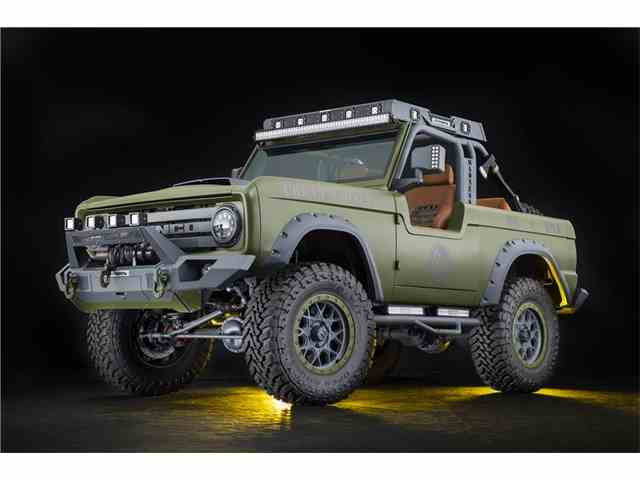 1969 Ford Bronco | 1047684