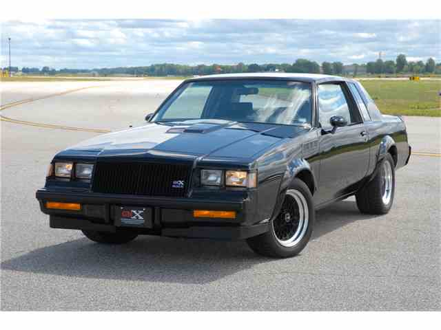1987 Buick Grand National | 1047688